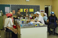 ラオス料理教室
