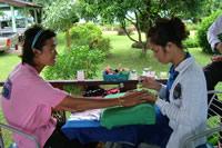 HIV陽性者支援