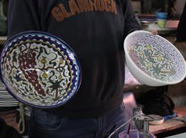 パレスチナガラス