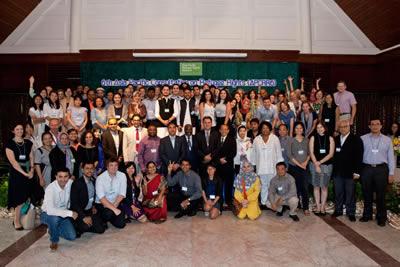 9月には、FRJも加盟しているアジア太平洋難民の権利ネットワーク(APRRN)の総会とサイドミーティングがバンコクで開かれ、FRJ事務局も参加し、情報交換や連携に取り組みました。
