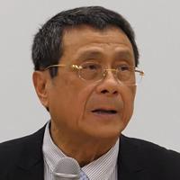トゥン・サライ氏 カンボジアの人権と開発協会代表 現在、身の安全を守るためにカナダに拠点を移して活動している。2017年10月に来日し、カンボジアの社会状況の変化について関係者と共有し、公正な選挙が開かれるよう訴えた。